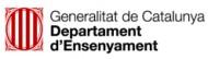 Generalitat de Catalunya · Departament d'Ensenyament