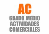 GRADO MEDIO ACTIVIDADES COMERCIALES