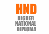 HIGHER NATIONAL DIPLOMA